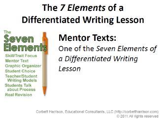 Teaching Skills with Children s Literature as Mentor Text