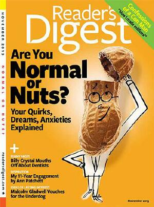 Is Readers Digest a religious magazine?